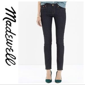 💕SALE💕Madewell Alley Straight Premium Denim Jean